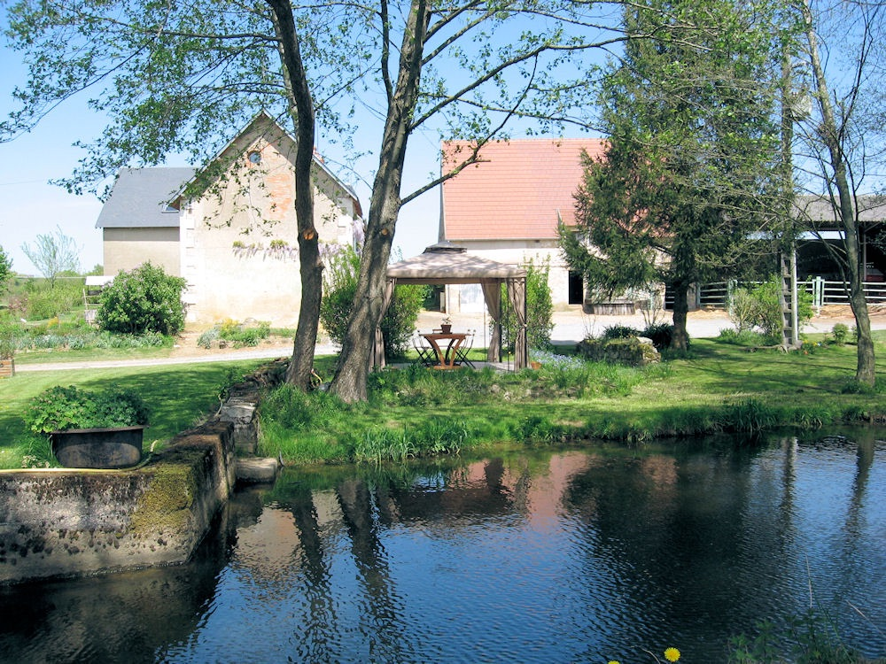 Moulin du Pont - Marcais