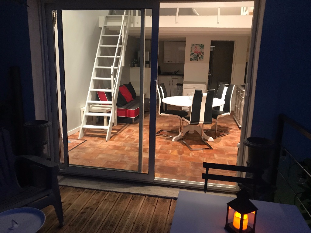 Mas Léontine - salon studio