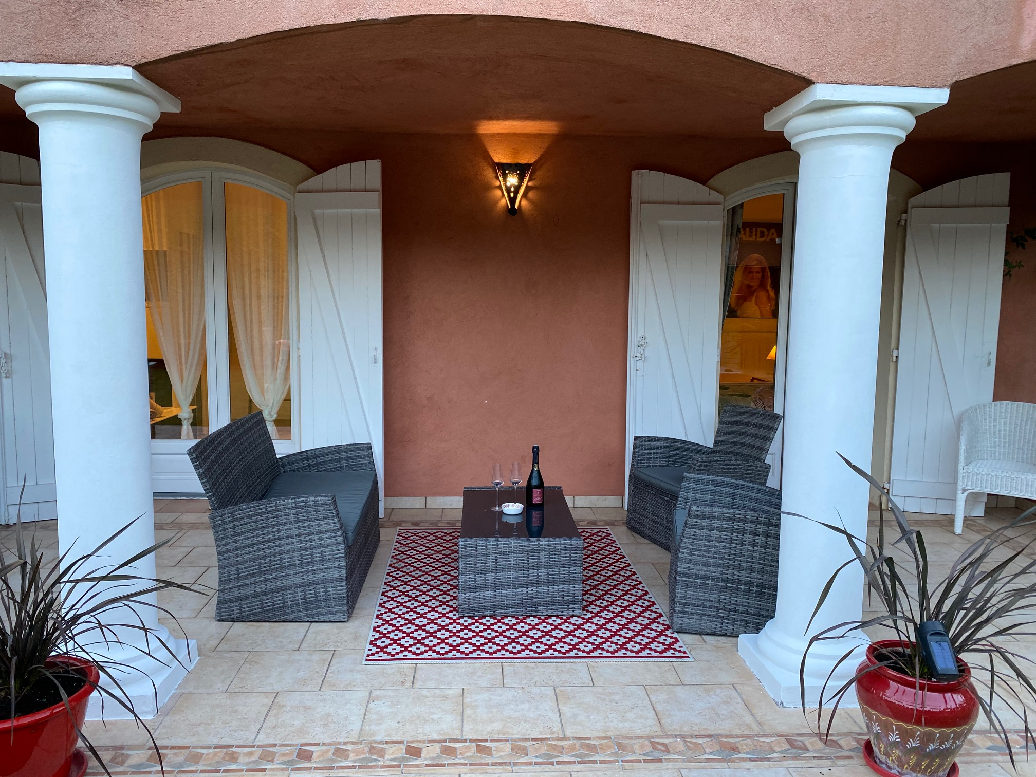 Villa Rouge - Suite Dalida