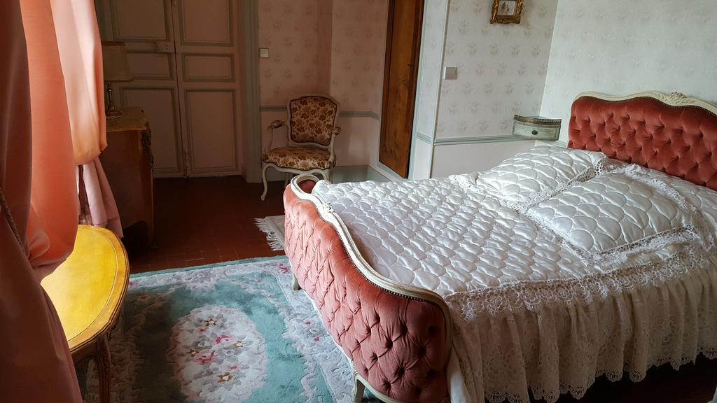 Chateau Rouillon d'Allest - Suite Louis XV