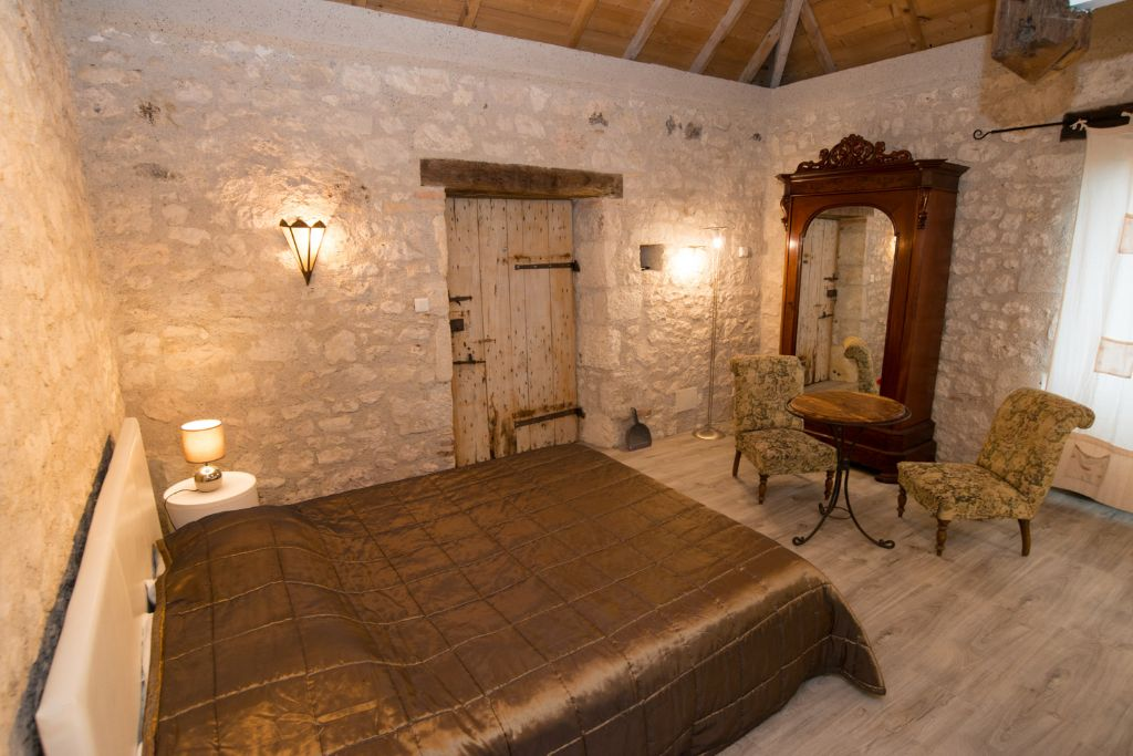 Auberge du Canabal - Chambre Pigeonnier