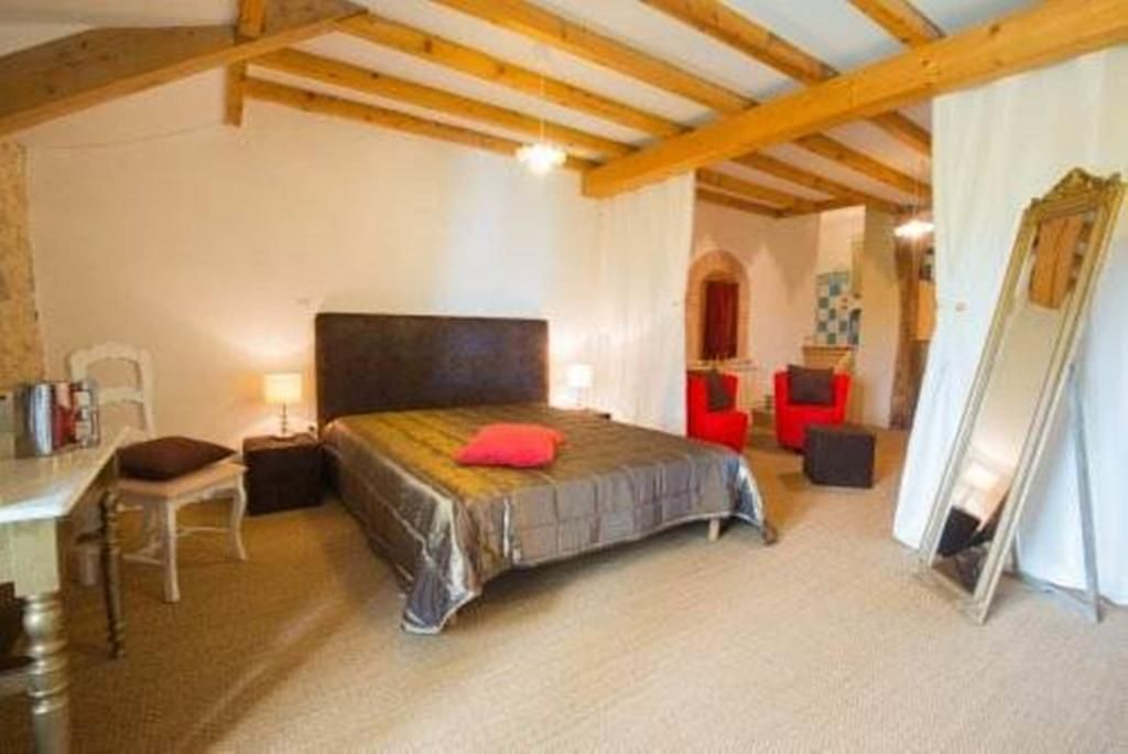 Auberge du Canabal - Suite