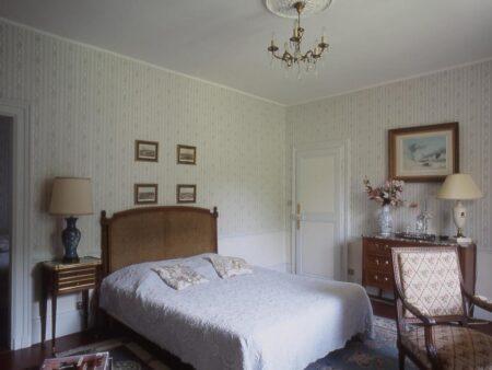 Chateau Rouillon d'Allest - Chambre louis XVI familiale