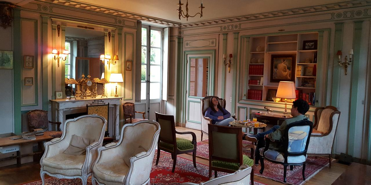 Chateau Rouillon d'Allest - Grand Salon