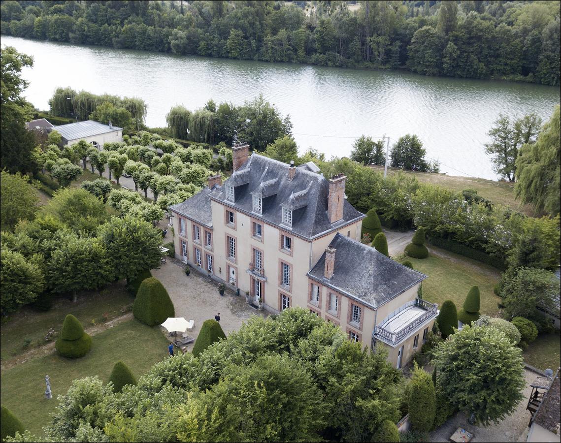 Chateau Rouillon d'Allest - Vue sur Seine