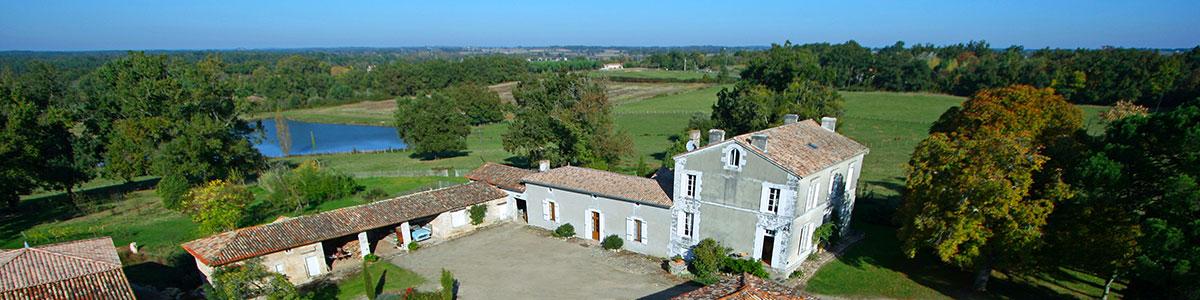 Domaine des Galards - Charente-Maritime