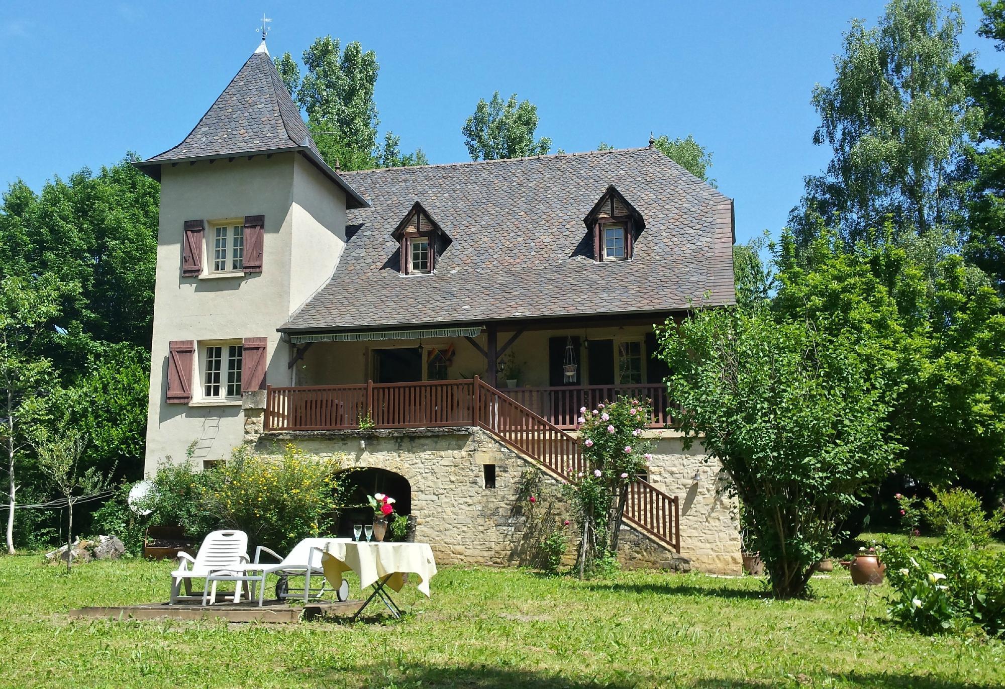 Chez Fred & Jules - Dordogne