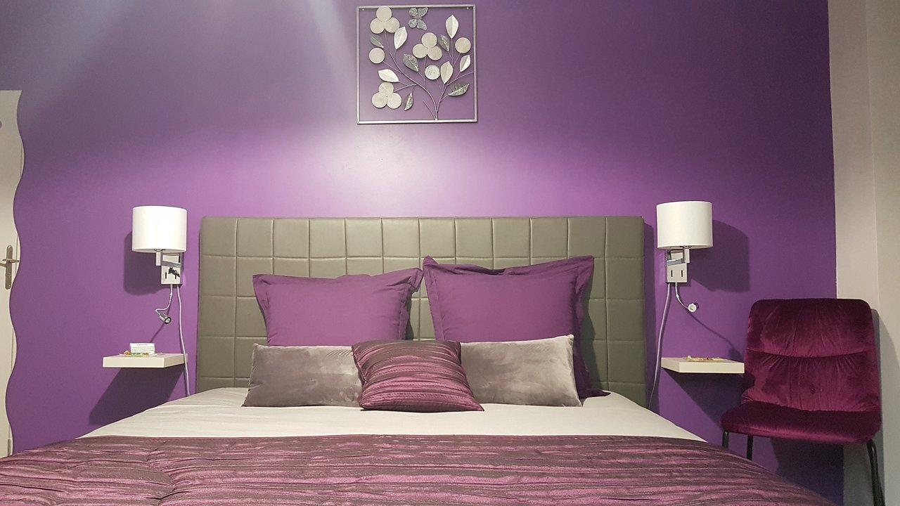 Chez Fred & Jules : La Chambre Violette