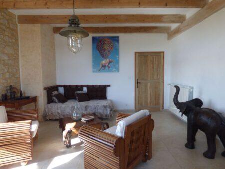 Mas Asvin - Suite Elephant