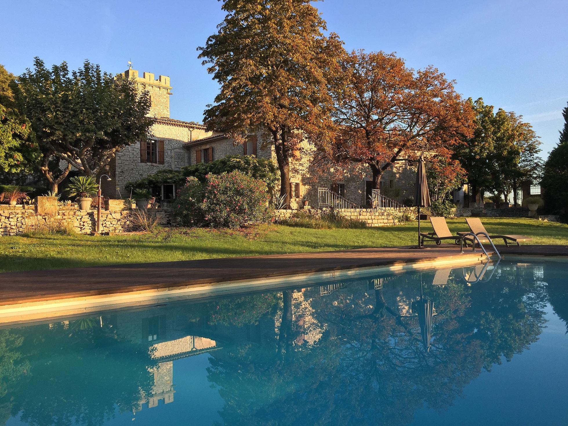 Domaine de Monteils - Pool