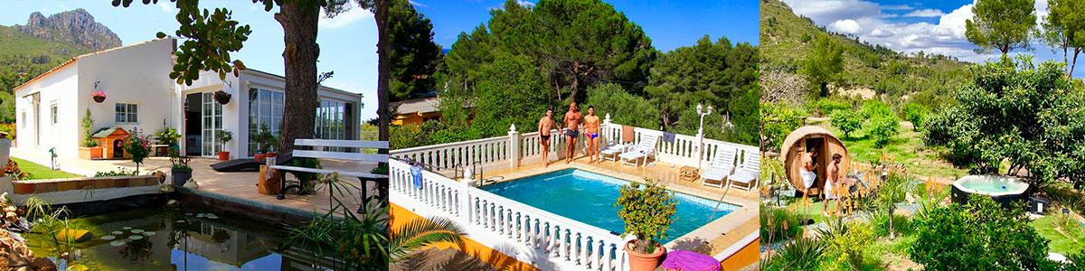 San-Sofi gay guesthouse - Valencia